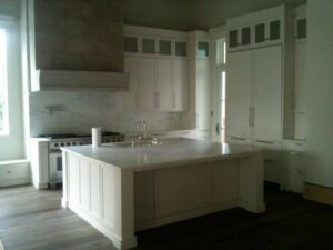 beautiful white kitchen remodel marble countertops tulsa oklahoma
