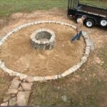 outdoor fire pit exterior construction company tulsa oklahoma