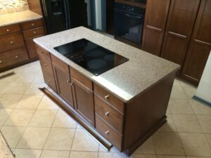 kitchen island installation tulsa oklahoma