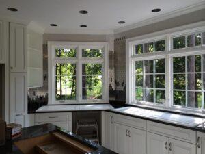 awesome white kitchen cabinets tulsa oklahoma custom cabinetry