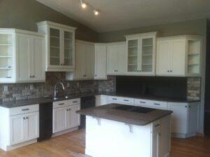 tulsa oklahoma custom kitchen cabinetry white cabinets installation install installer contractor company