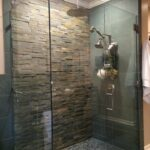 tulsa oklahoma bathroom remodeling remodeler remodel new shower installation contractor glass showers tile bathrooms remodeled