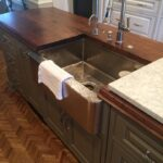 kitchen island installation construction kitchen remodel tulsa owasso sand springs claremore collinsville glenpool catoosa oklahoma
