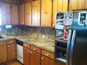 new kitchen installation custom cabinet cabinetry tulsa oklahoma